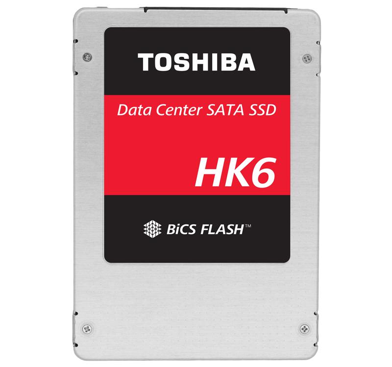 Hard Disk SSD Toshiba HK6-R 960GB 2.5