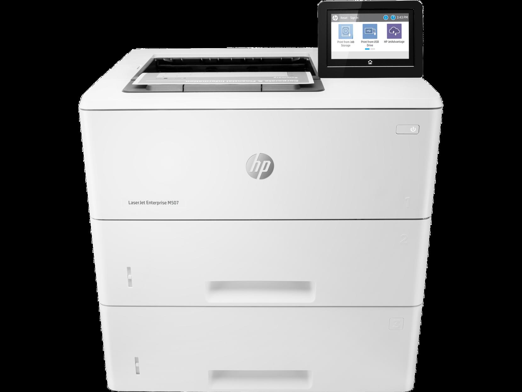 Imprimanta Monocrom Hp Laserjet Enterprise M507x