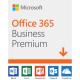 Microsoft Office 365 Business Premium English Subscriptie 12 luni