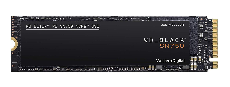 Hard Disk SSD Western Digital SN750 Black 2TB M.2 2280