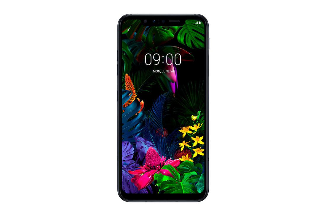 Telefon Mobil LG G8s ThinQ 128GB Flash 6GB RAM Dual SIM 4G Black