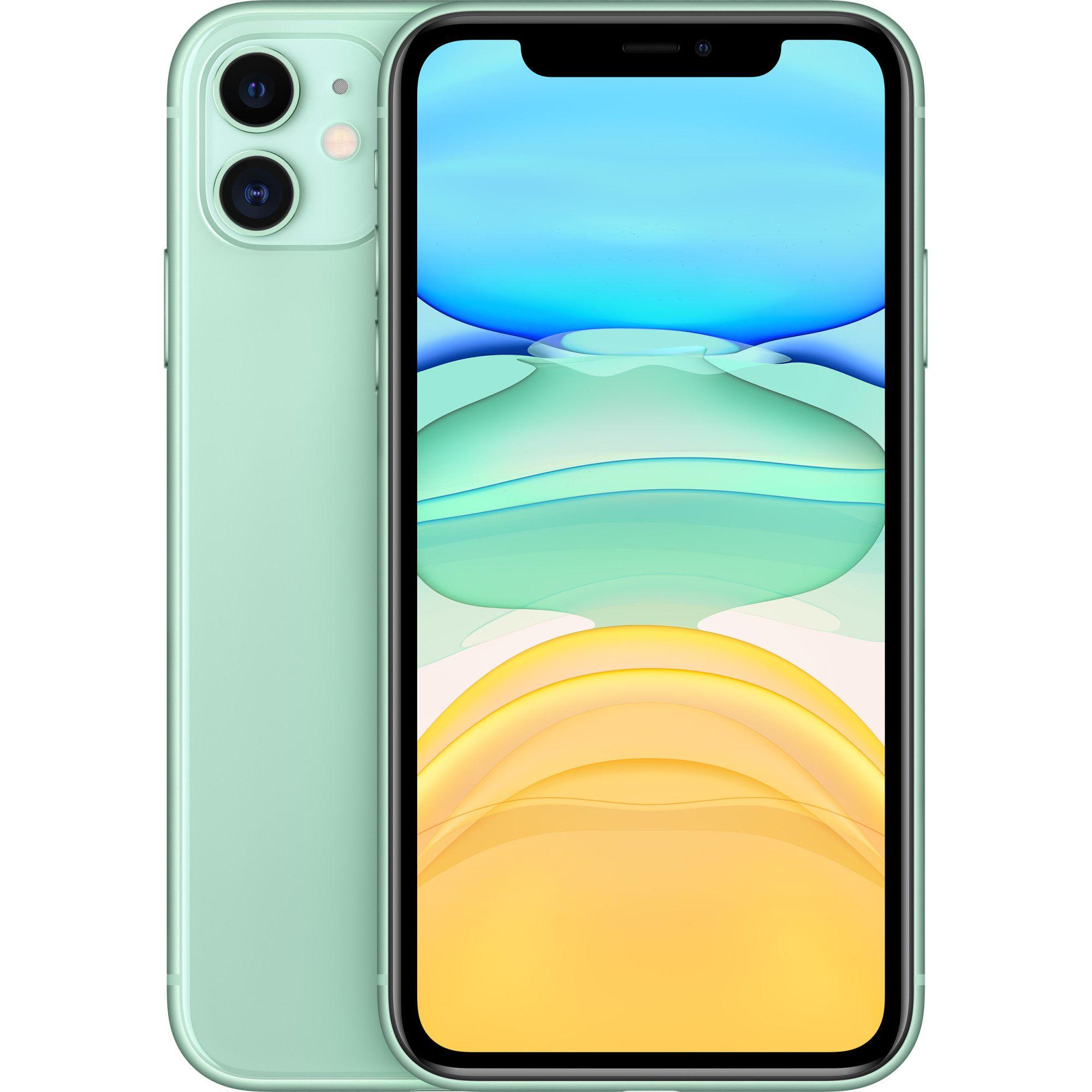 Telefon Mobil Apple iPhone 11 64GB Green