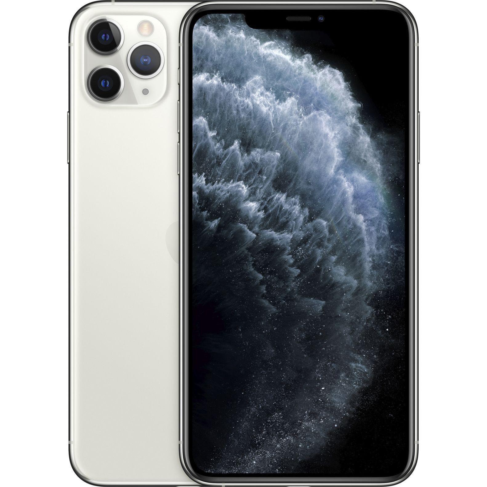 Telefon Mobil Apple iPhone 11 Pro Max 512GB Silver
