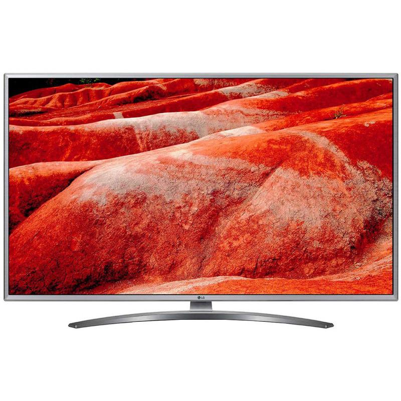 Televizor Led Lg Smart Tv 50um7600plb 126cm 4k Ultra Hd Hdr Argintiu