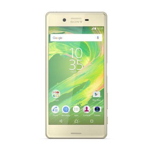 Telefon Mobil Sony Xperia X F5121 32GB Flash 3GB RAM Single SIM 4G Lime Gold