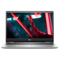 "Notebook Dell Inspiron 5593, 15.6"" Full HD, Intel Core i7-1065G7, RAM 16GB, SSD 512GB, Linux, Argintiu"
