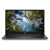 "Notebook Dell Precision 5540, 15.6"" Full HD, Intel Core i7-9850H, Quadro T2000-4GB, RAM 16GB, SSD 1TB, Linux, Argintiu"