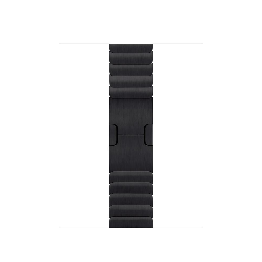 Curea Smartwatch Apple pentru Apple Watch 38mm Space Black Link Bracelet