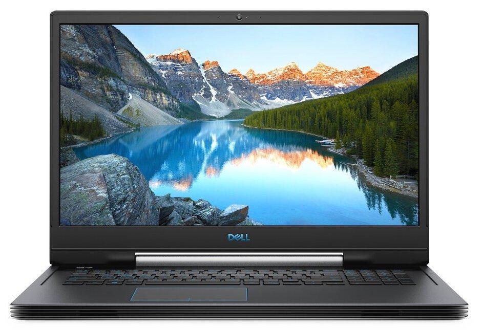 Notebook Dell G7 7790 17.3 Full Hd Intel Core I5-9300h Gtx 1660 Ti-6gb Ram 8gb Ssd 512gb Windows 10 Home