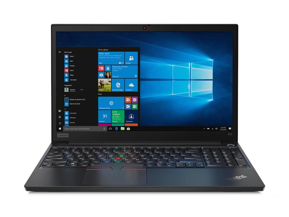 Notebook Lenovo ThinkPad E15 15.6 Full HD Intel Core i5-10210U RAM 8GB SSD 512GB Windows 10 Pro