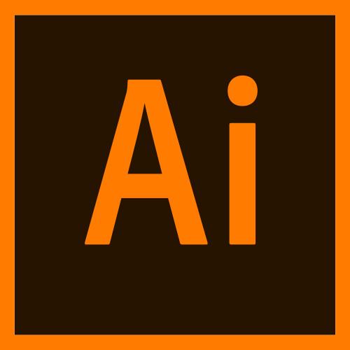 Adobe Illustrator CC for Enterprise Licenta Electronica 1 an 1 utilizator Renew