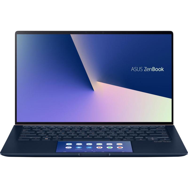 Ultrabook Asus Zenbook Ux434fac 14 Full Hd Intel Core I7-10510u Ram 16gb Ssd 512gb Windows 10 Home Albastru