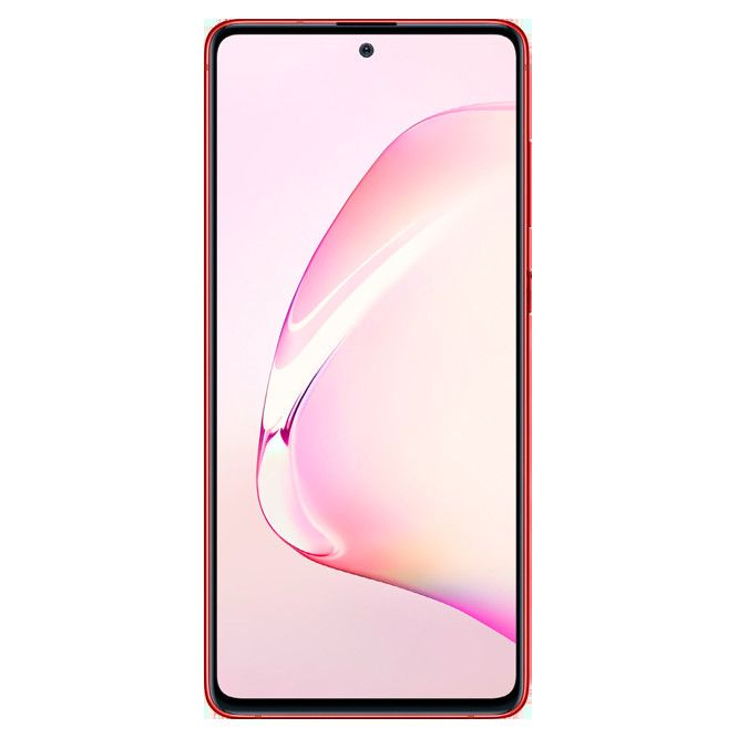 Telefon Mobil Samsung Galaxy Note 10 Lite N770 128GB Flash 6GB RAM Dual SIM 4G Aura Red