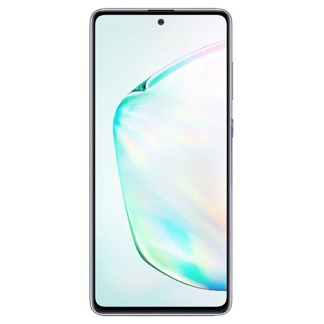 Telefon Mobil Samsung Galaxy Note 10 Lite N770 128GB Flash 6GB RAM Dual SIM 4G Aura Glow