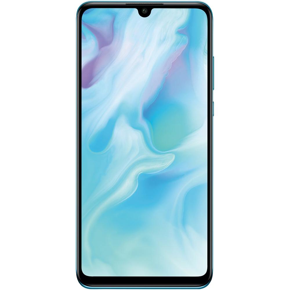 Telefon Mobil Huawei P30 Lite 128GB Flash 4GB RAM Dual SIM 4G Breathing Crystal