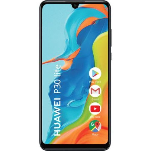 Telefon Mobil Huawei P30 Lite New Edition 256GB Flash 6GB RAM Dual SIM 4G Black