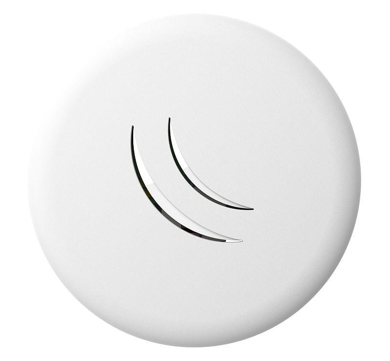 Access Point MikroTik cAP Lite Wi-Fi: 802.11n frecventa: 2 4GHz - Single radio cu alimentare PoE