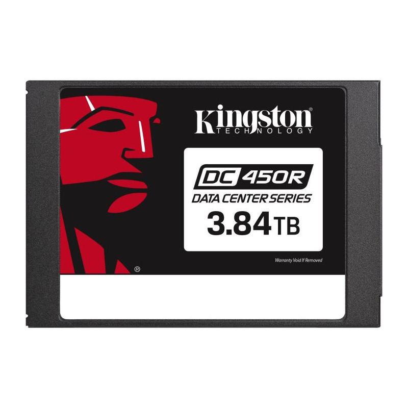 Hard Disk SSD Kingston DC450R 3.84TB 2.5
