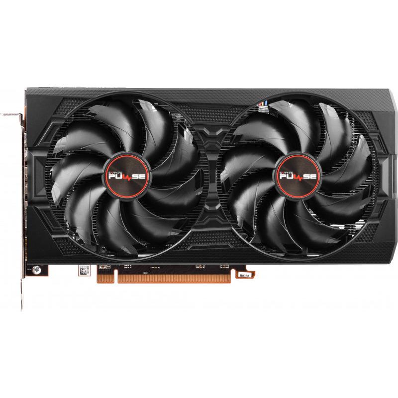 Placa Video Sapphire Radeon RX 5500 XT PULSE 4GB GDDR6 128 biti