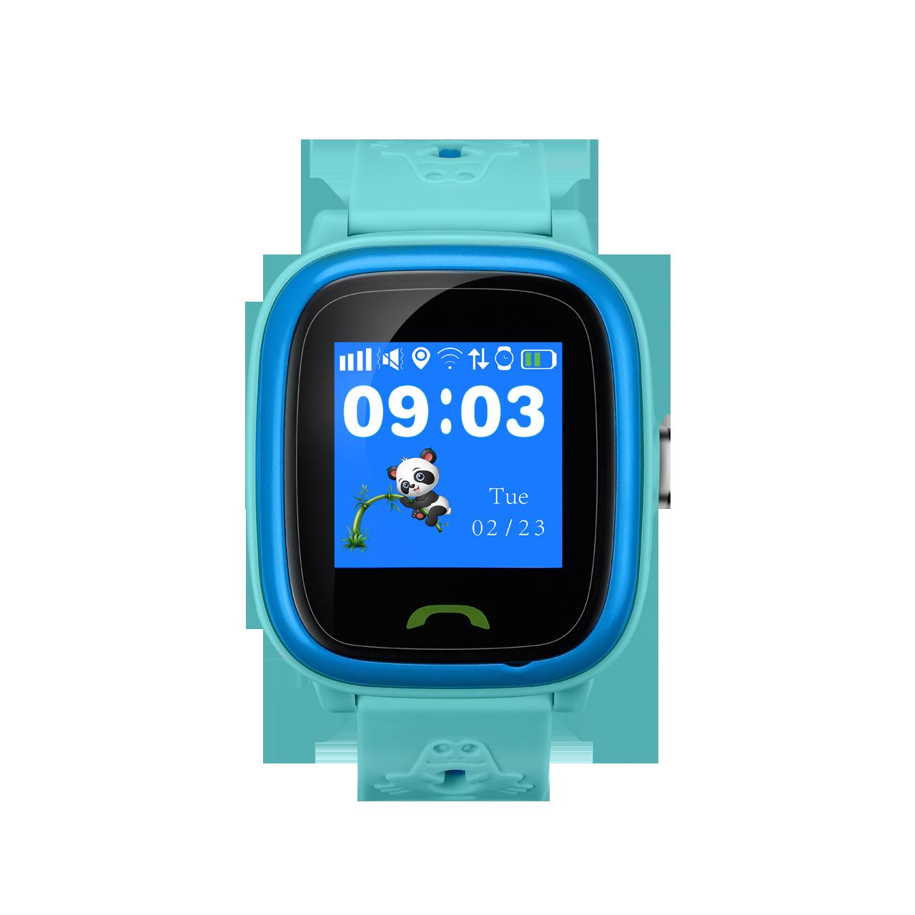 Smartwatch pentru copii Canyon Polly CNS-KW51BL localizare GPS Blue