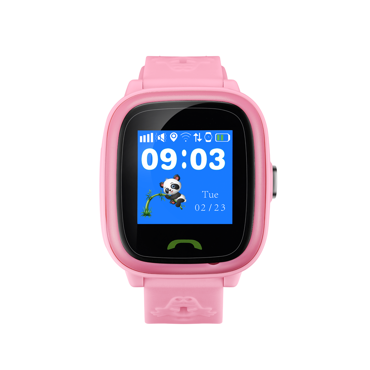 Smartwatch pentru copii Canyon Polly CNS-KW51RR localizare GPS Pink