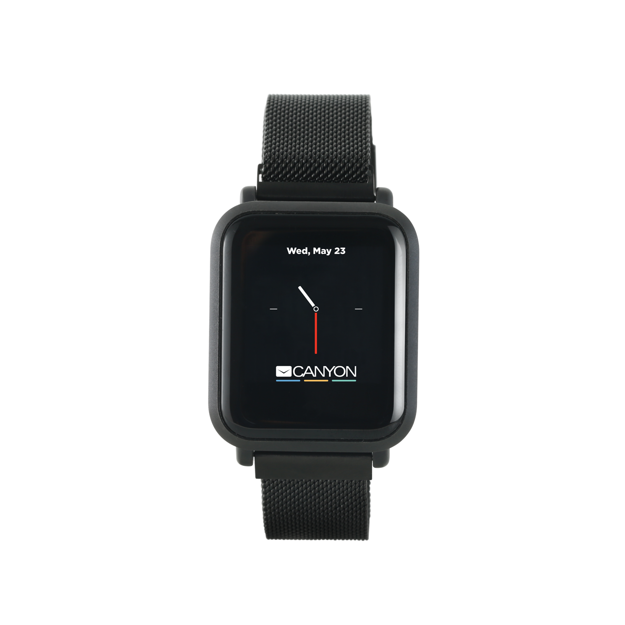 Smartwatch Canyon Sanchal CNS-SW73BB 42mm Black