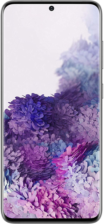 Telefon Mobil Samsung Galaxy S20 G980 128GB Flash 8GB RAM Dual SIM 4G Cosmic Grey