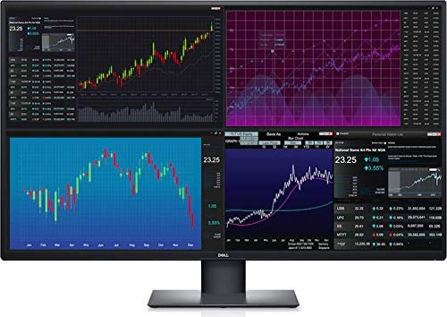 Monitor LED Dell UltraSharp U4320Q 43 4K 5ms Negru