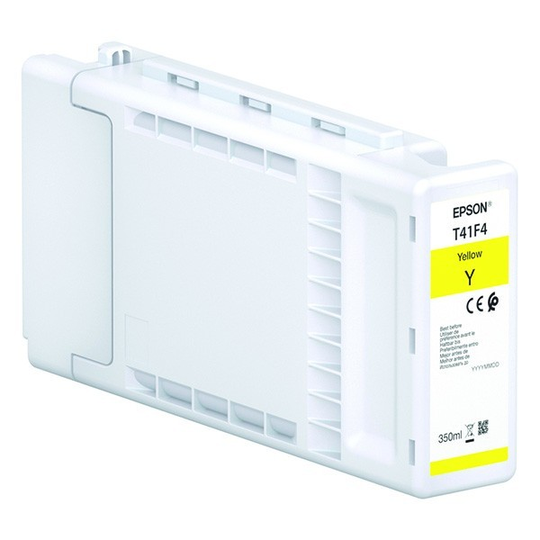 Cartus Inkjet Epson T41F4 Yellow 350ml