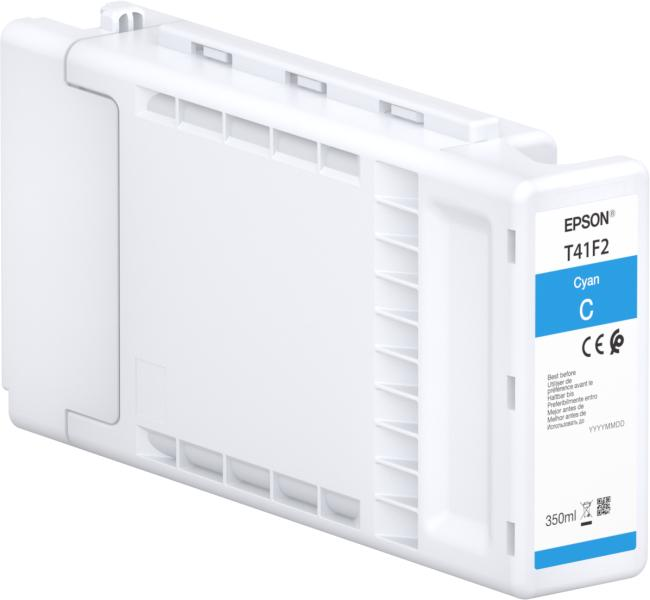 Cartus Inkjet Epson T41F2 Cyan 350ml
