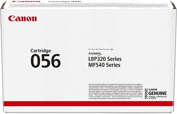 Cartus Toner Canon CRG-056 Black 10000 pagini