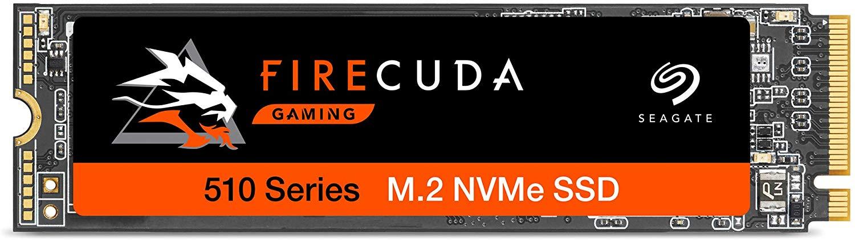 Hard Disk SSD Seagate FireCuda 510 500GB M.2 2280 NVME