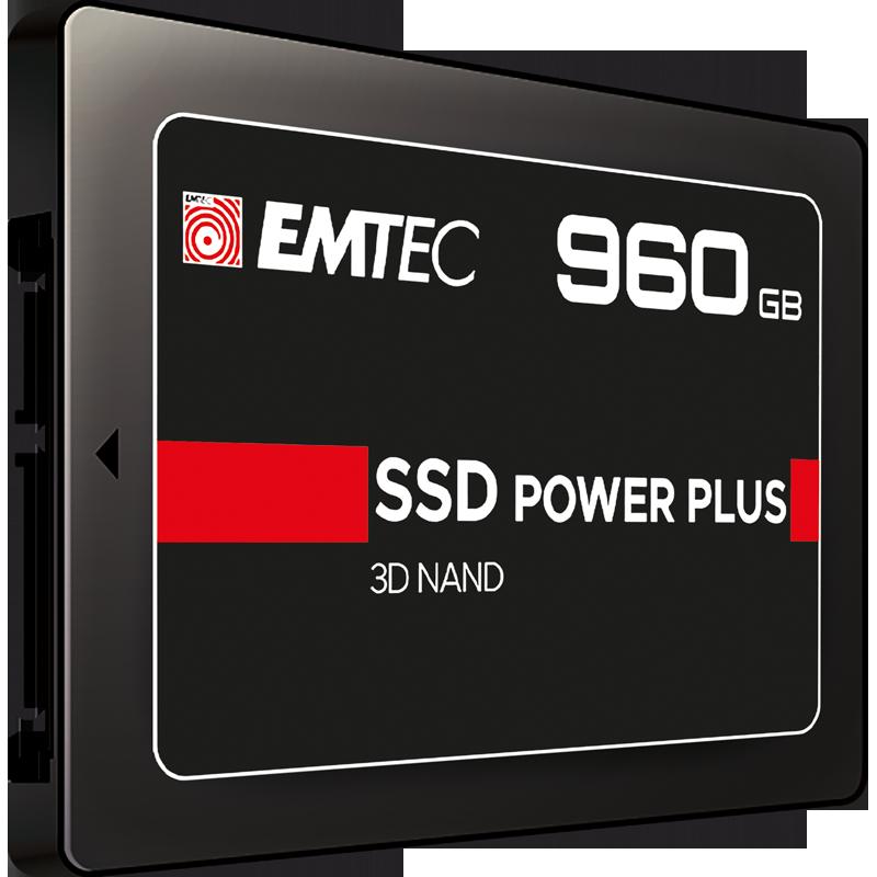 Hard Disk SSD EMTEC X150 Power Plus 960GB 2.5