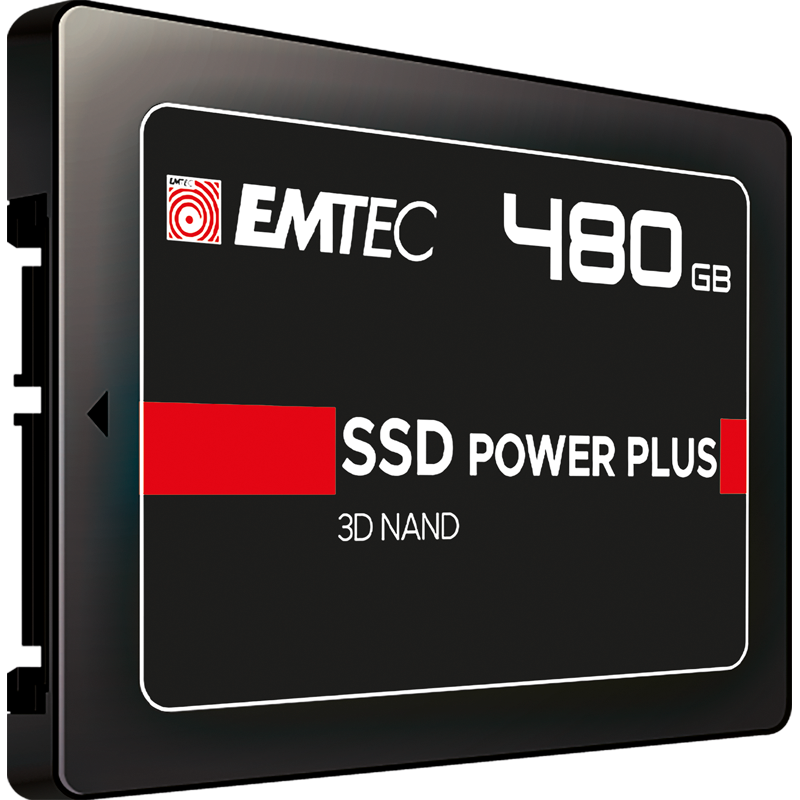 Hard Disk SSD EMTEC X150 Power Plus 480GB 2.5