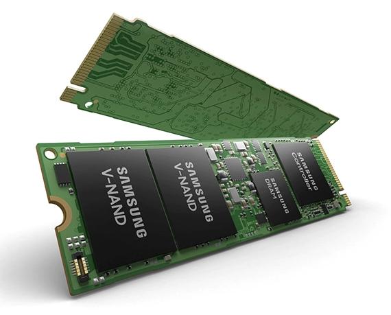 Hard Disk SSD Samsung Enterprise PM981A 1TB M.2 2280 Bulk