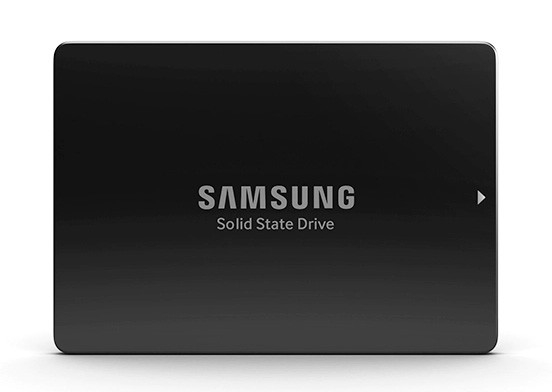 Hard Disk SSD Samsung Enterprise PM1643 960GB 2.5 SAS Bulk