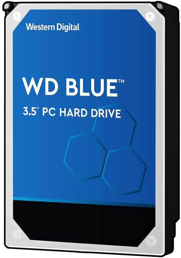 Hard Disk Desktop Western Digital WD Blue 2TB 5400RPM 256MB 3.5