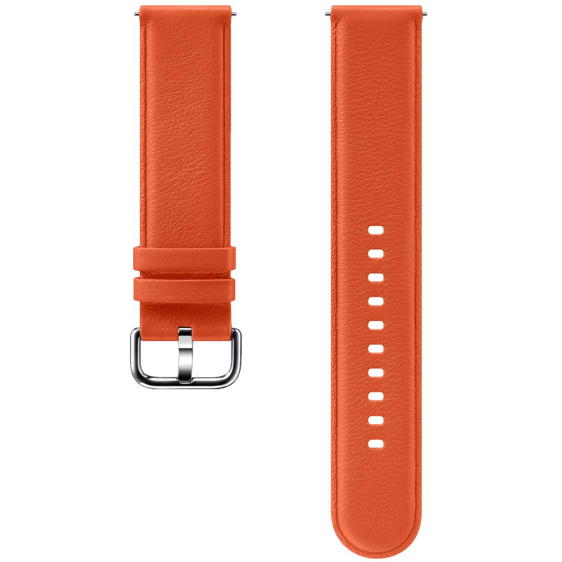 Curea Smartwatch Samsung ET-SLR82 pentru Galaxy Watch Active 2 20mm Orange