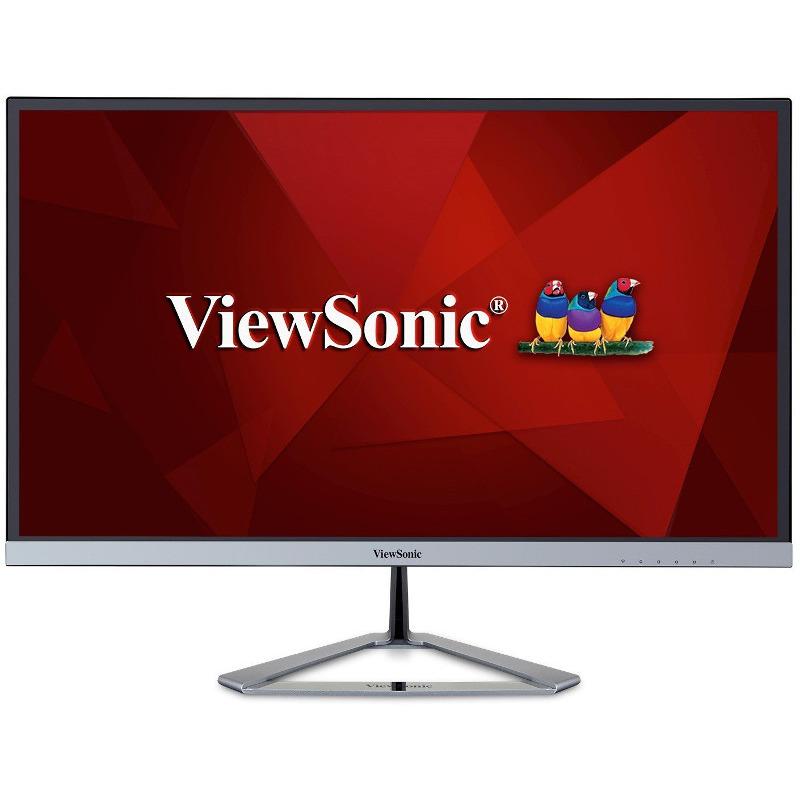 Monitor LED Viewsonic VX2776-4K-MHD 27 Full HD 4ms Silver