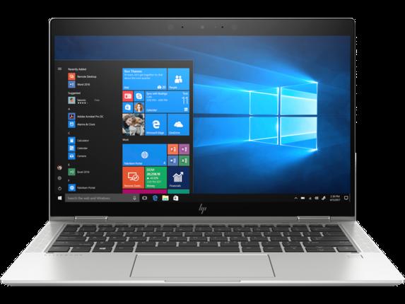 Ultrabook HP EliteBook x360 1030 G4 13.3 Full HD Touch Intel Core i5-8265U RAM 8GB SSD 512GB Windows 10 Pro Argintiu