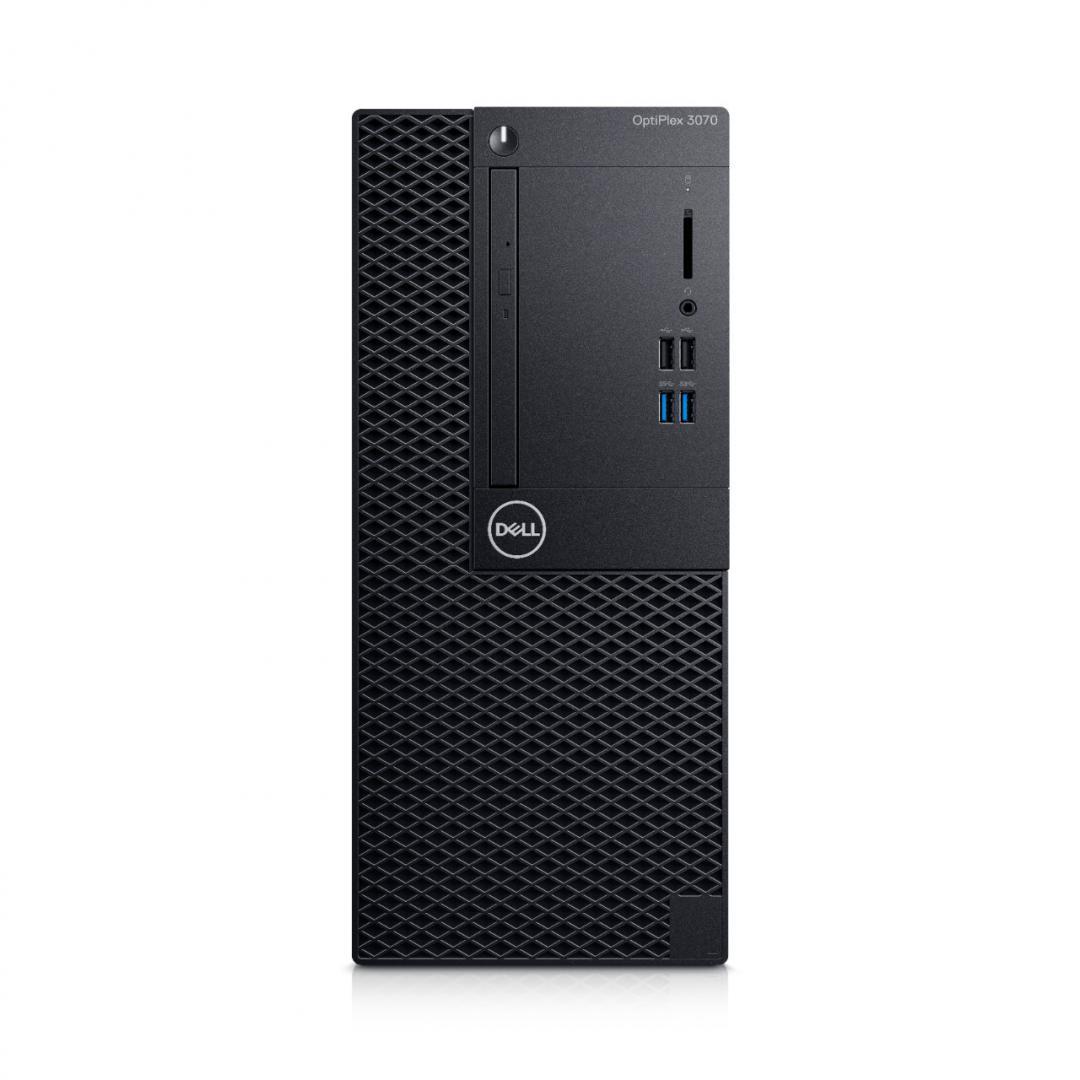 Sistem Brand Dell Optiplex 3070 MT Intel Core i3-9100 RAM 8GB HDD 1TB Linux
