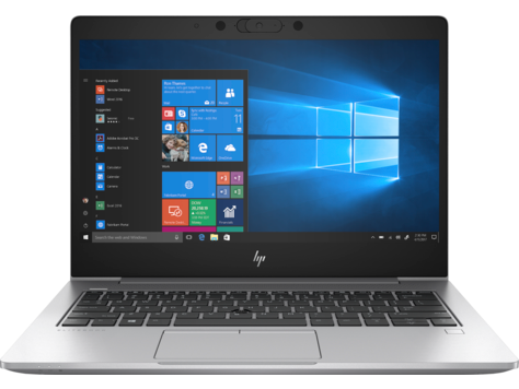 Ultrabook HP EliteBook 830 G6 13.3 Full HD Intel Core i7-8565U RAM 16GB SSD 512GB Windows 10 Pro Argintiu