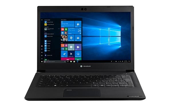 Notebook Toshiba dynabook Portege A30-E-16G 13.3 Full HD Intel Core i3-8130U RAM 8GB SSD 256GB Windows 10 Pro Negru