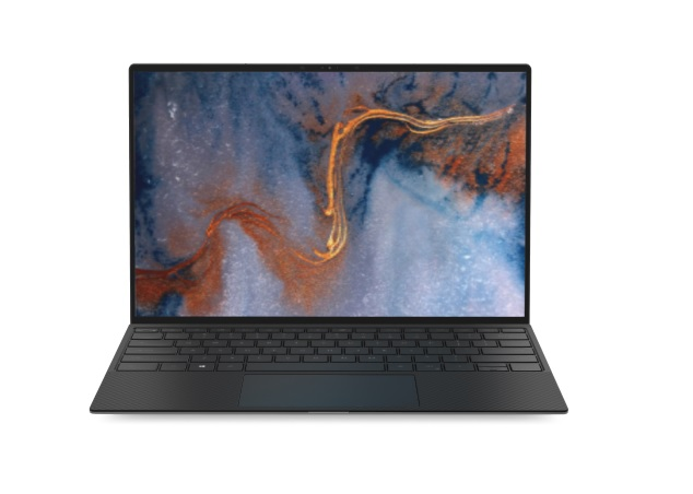 Ultrabook Dell XPS 9300 13.4 Full HD+ Intel Core i5-1035G1 RAM 8GB SSD 512GB Windows 10 Pro Negru/Argintiu