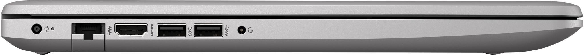 Notebook Hp Probook 470 G7 17.3 Full Hd Intel Core I7-10510u Radeon 530-2gb Ram 8gb Ssd 256gb Windows 10 Pro Argintiu