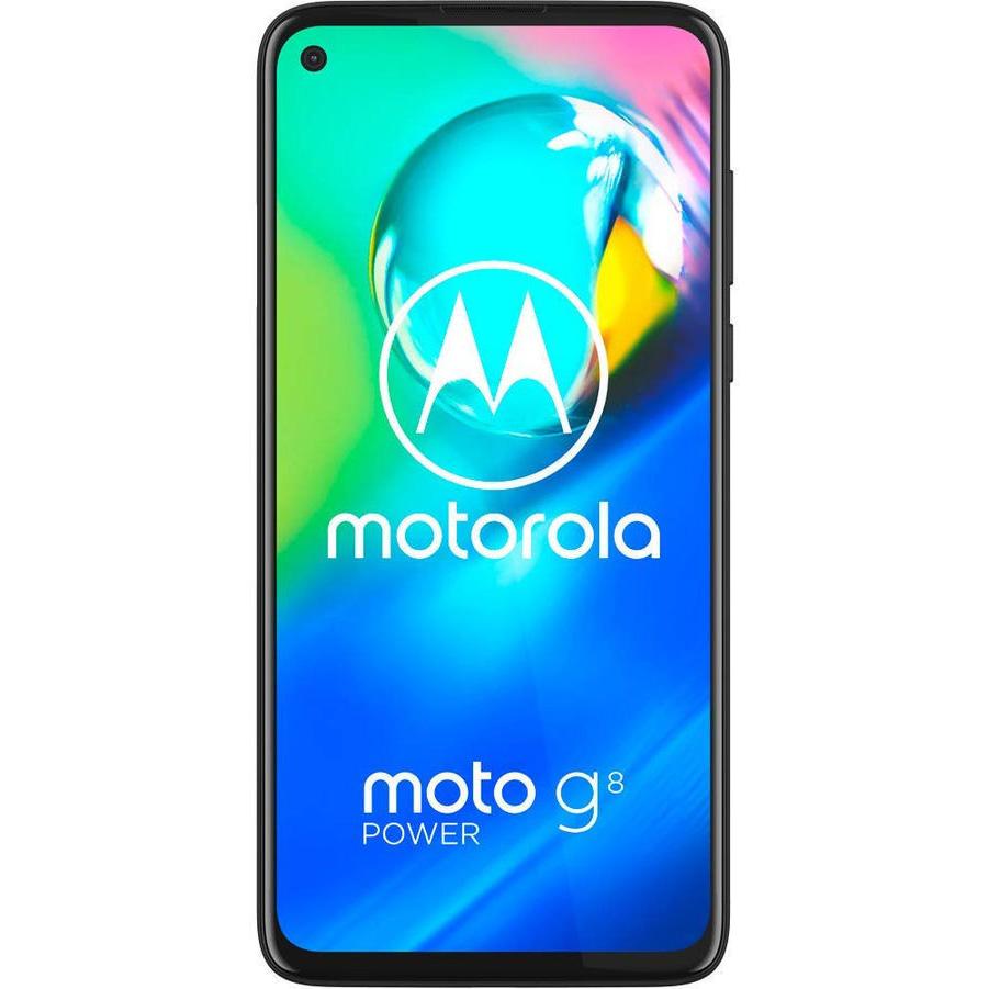 Telefon Mobil Motorola Moto G8 Power 64GB Flash 4GB RAM Dual SIM 4G Black
