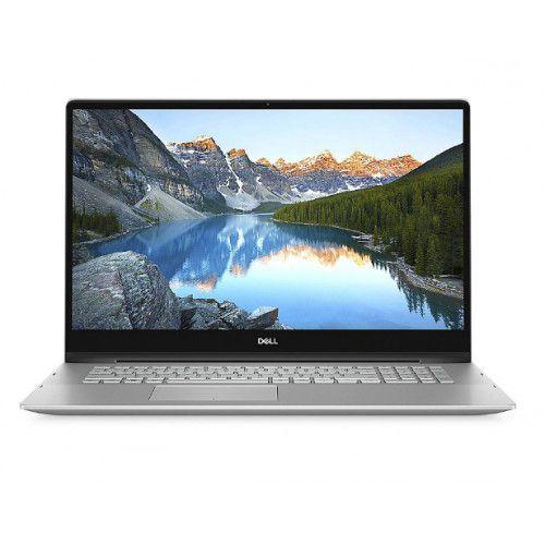 Notebook Dell Inspiron 7791 2-in-1 17.3 Full HD Touch Intel Core i7-10510U MX250-2GB RAM 16GB SSD 512GB Windows 10 Pro Argintiu