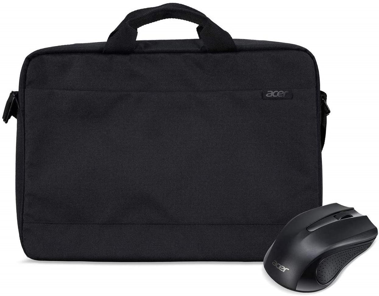 Geanta Notebook Acer Starter Kit 2 Mouse Wireless Negru