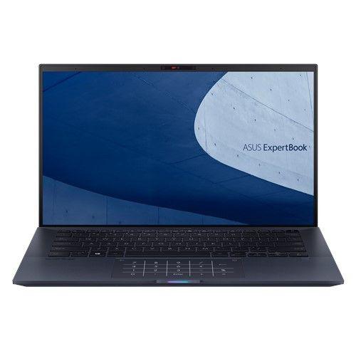 Ultrabook Asus ExpertBook B9450FA 14 Full HD Intel Core i7-10510U RAM 16GB SSD 2x512GB Windows 10 Pro Negru