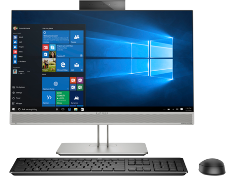 Sistem All-In-One HP EliteOne 800 G5 23.8 Full HD Touch Intel Core i5-9500 RAM 16GB SSD 512GB Windows 10 Pro